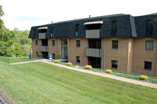 Surrey Garden Apartments - Pittsburgh apartments, Bethel Park apartments